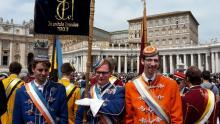 Der TCV zu Gast in Rom