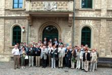 Rund 45 interessierte TCVer mit ihren Frauen erlebten in Bingen ein Wochenende das informativ und unterhaltsam war.